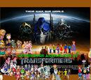 Weekenders Adventures of Transformers