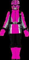 Pink Energy Chaser Ranger