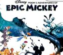 Pooh's Adventures of Epic Mickey