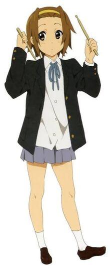 Ritsu Tainaka anime