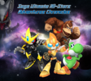 Sega Ultimate All-Stars Adventures Chronicles