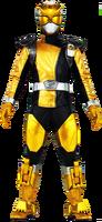 Gold Energy Chaser Ranger