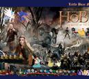 Little Bear meets The Hobbit: The Battle of the Five Armies