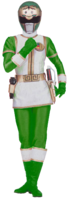 Green Squadron Ranger (Female)
