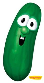 Larry the Cucumber