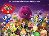 Team Robot in Barney's Great Adventure