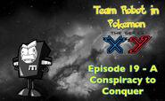 Episode 19 A Conspiracy to Conquer Poster