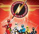 Sora's Adventures of Mighty Morphin Alien Rangers