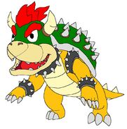 Bowser- King of Koopas
