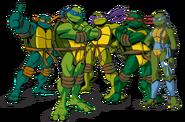 Teenage Mutant Ninja Turtles (2003 universe)