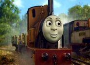 Duncan in his CGI version
