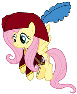 Fluttershy pirate