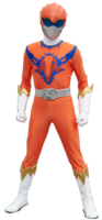 Orange Bird Ranger (New)
