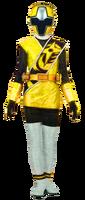 Ninja Steel Yellow Ranger (Female)