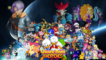 Quack Pack Heroes Remake Poster 2