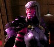 Raven (Injustice The Regime) 004
