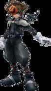 Sora- Vampire Form KHII