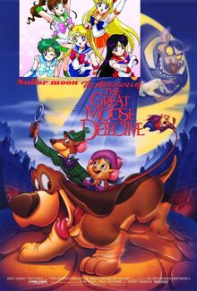 Sailor moon and-the-great-mouse-detective-poster2