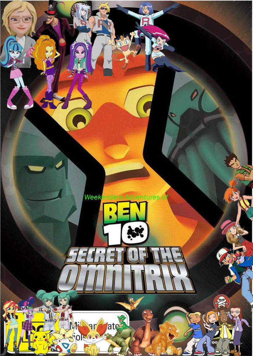 Image - Weekenders Adventures of Ben 10- Secret of the Omnitrix.jpg ...