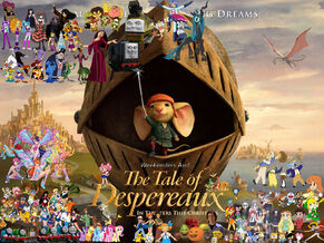 Weekenders and The Tale of Despereaux-3