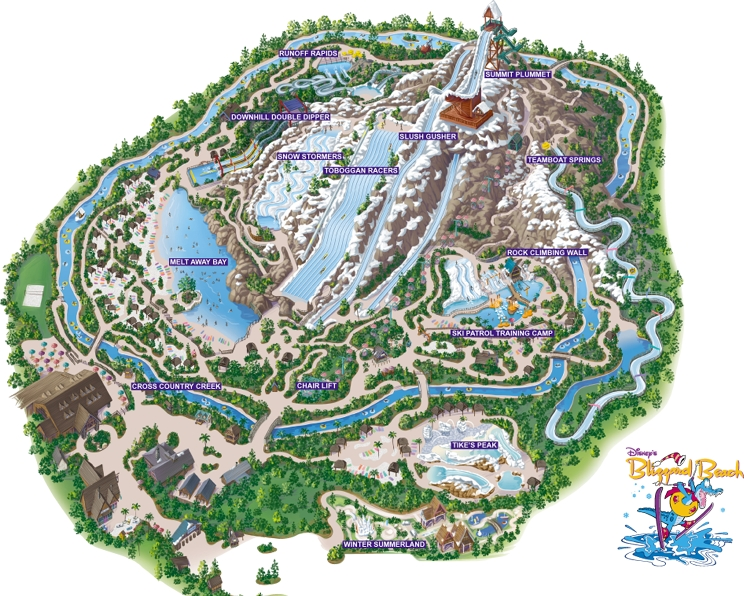 Blizzard beach poohs adventures wiki fandom powered by wikia blizzard beach gumiabroncs Image collections