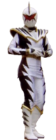 Dino Thunder White Ranger (Female)
