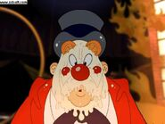 Disney's Villains Revenge Ringmaster