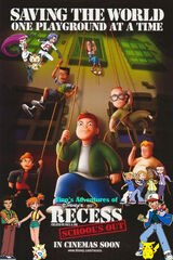 Tino's Adventures of Recess: School's Out