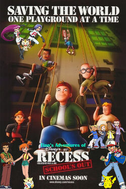 Tino's Adventures of Recess School's Out