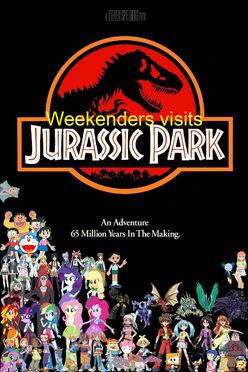 Weekenders visits Jurassic Park-0