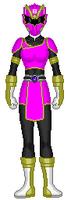 24. Magenta Data Squad Ranger