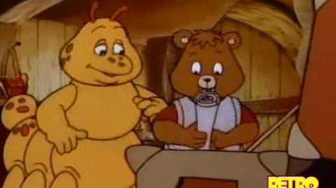 The Adventures of Teddy Ruxpin Cartoon Intro 1987