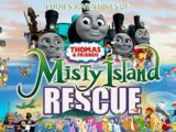 Pooh's Adventures of Thomas & Friends: Misty Island Rescue