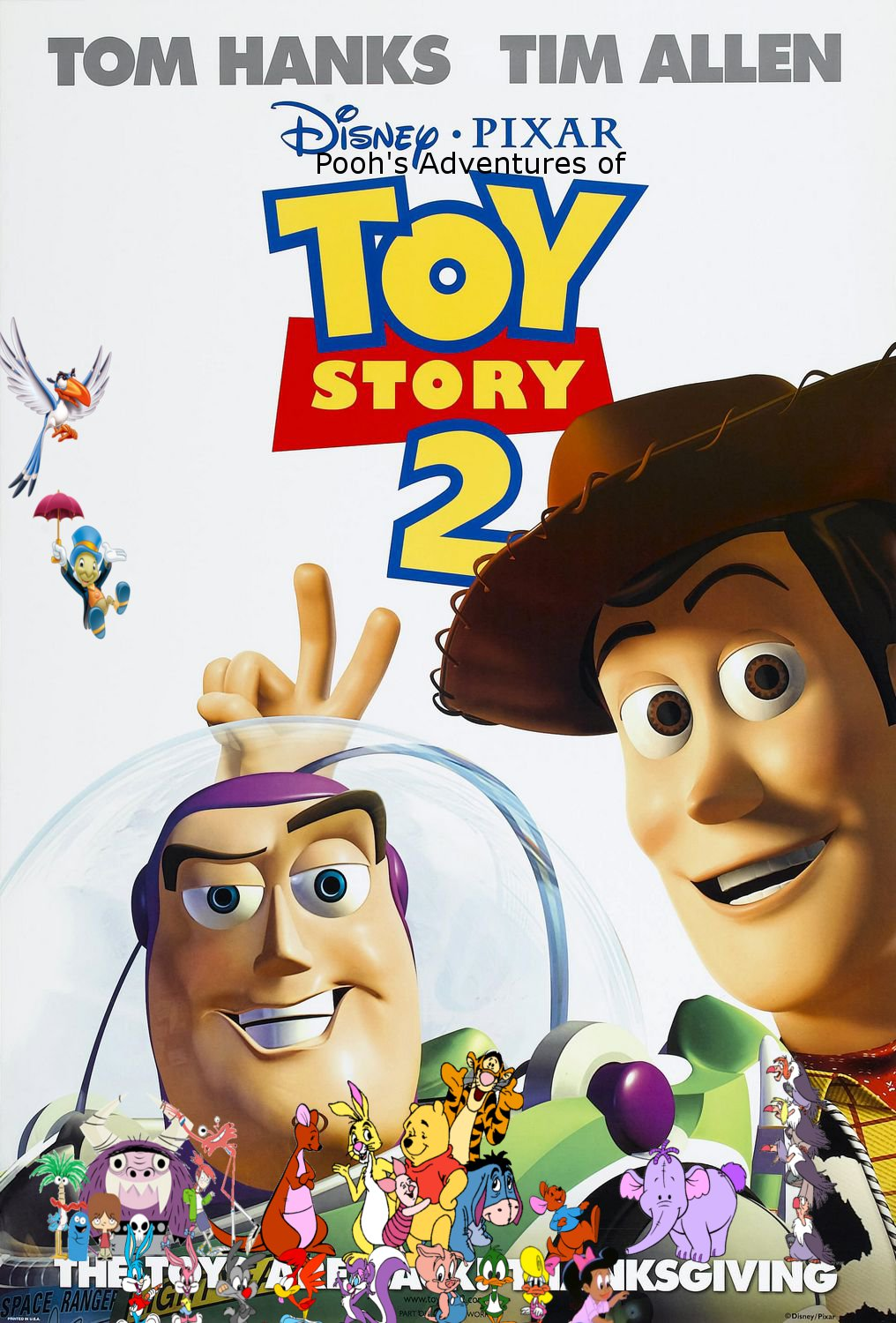 Toys And Adventures : Pooh s adventures of toy story wiki