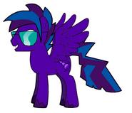 J.J. pony II