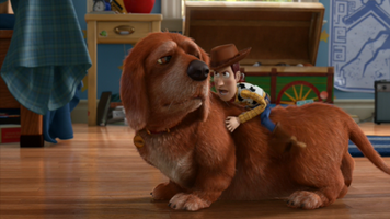 Older Buster (Toy Story)