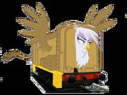 MLP Gilda a as Thomas character