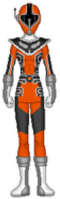 Orange Data Squad Ranger