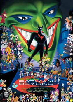 Tino's Adventures of Batman Beyond Return of the Joker (redo)