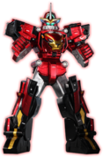 Cheetah Ace Megazord