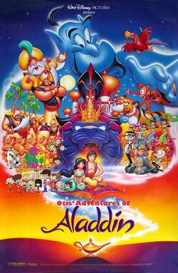 Otis' Adventures of Aladdin