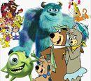Yogi Bear's Adventures of Monsters, Inc.