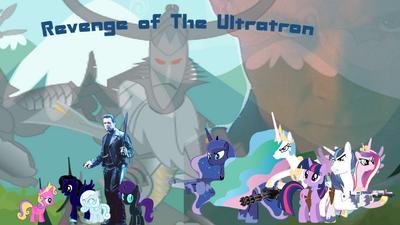Revenge of The Ultraton poster