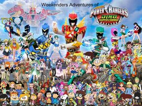 Weekenders Adventures of Dino Super Charge