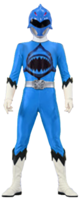 Blue Shark Ranger (Male)