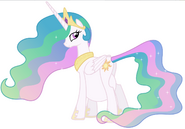 Princess Celestia Pregnant