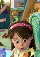 Boo's rumored appearance in Toy Story 3