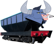 Iron Will as a TTTE character