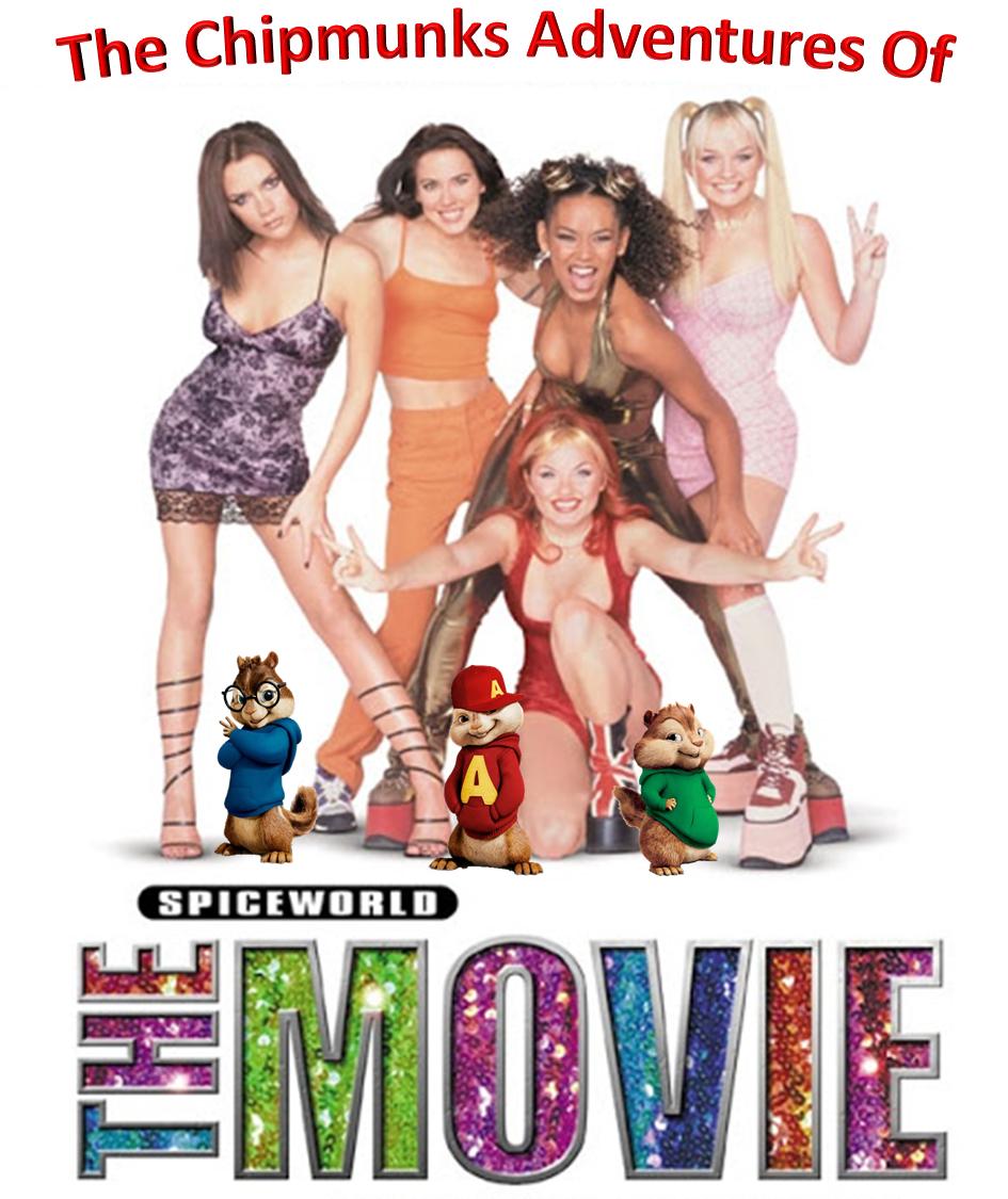 Chipmunk Spiceworld