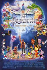 Pooh's Adventures of The Pagemaster (remake) poster (version 2)